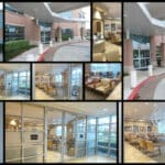 Outside view of this luxurious Sweetwater Ob/Gyn in Sugar Land TX