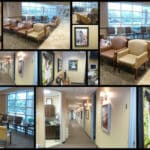 Wonderful look around the building of Sugar Land's Sweetwater Ob/Gyn